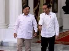Jokowi Undang Prabowo ke Istana, Bahas Posisi Menteri?