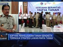Menteri Sofyan Jalil Beberkan Langkah Berantas Mafia Tanah