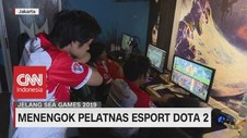 VIDEO: Menengok Pelatnas Esport Dota 2