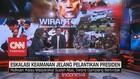 VIDEO: Eskalasi Keamanan Jelang Pelantikan Presiden