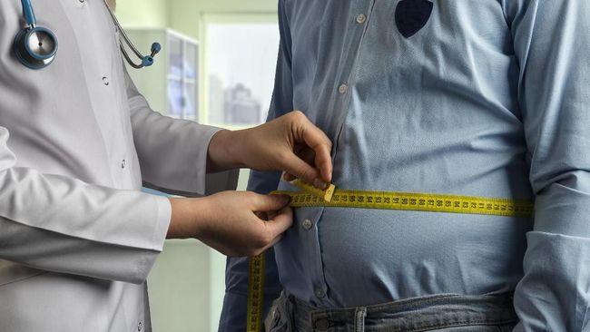 Sederet Kasus Obesitas di Dunia