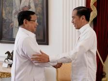 Cerita Prabowo Ingin Bantu Ekonomi Jokowi Meroket 10%