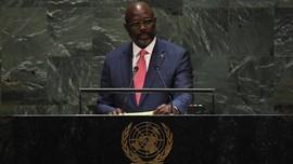 Liberia Tutup Stasiun Radio yang Kritik Presiden