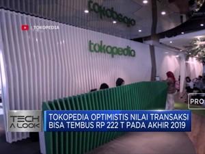 Tokopedia Optimis Nilai Transaksi Bisa Tembus Rp 222 Triliun
