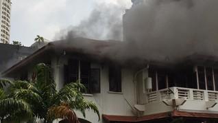 Wisma Indonesia di KBRI Bangkok Terbakar, Duta Besar Selamat