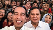 Koalisi Gemuk, Tantangan Besar Jokowi dan Potensi Oligarki