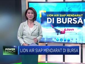 Lion Air Siap Mendarat Di Bursa