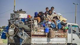 AS Klaim Tawanan ISIS yang Kabur dari Kamp Kurdi Tak Banyak