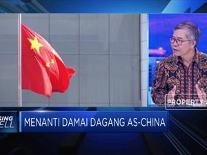 Tarik Ulur Perang Dagang AS - China Dimata Ekonom