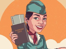 Pengumuman! Masa Berlaku Paspor Kini Sampai 10 Tahun