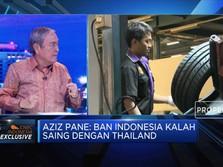 APBI: Ketidakjelasan Regulasi Tekan Industri Ban