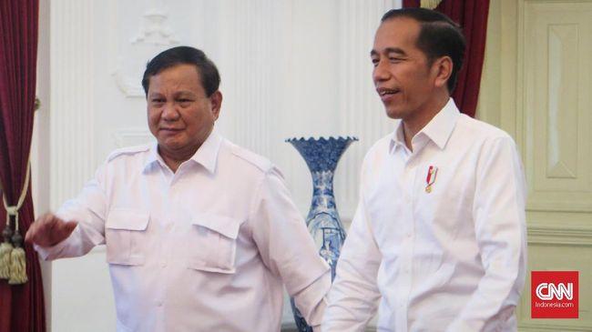 Prabowo Dipastikan Hadiri Pelantikan Jokowi