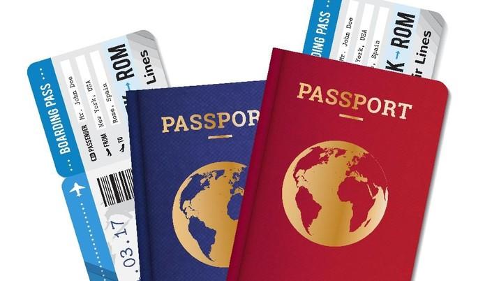 Ini negara dengan paspor tersakti