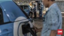 Tekan Biaya, Stasiun Cas Mobil Listrik Mau Diproduksi Lokal