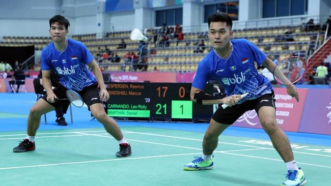 Indonesia Loloskan Tiga Wakil di Final Kejuaraan Dunia