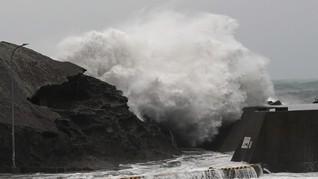 KBRI Jepang Imbau WNI Waspada Badai Hagibis