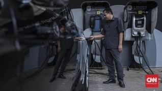 Target Ambisius Jokowi untuk Kendaraan Rendah Emisi