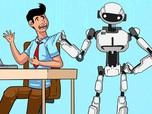 Jutaan Pekerjaan Terancam Digantikan Robot, Aku Kudu Piye?