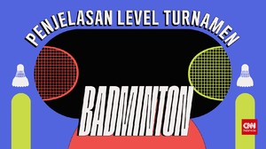 Edusports: Penjelasan Level Turnamen Badminton