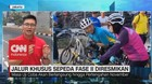 VIDEO: Jalur Khusus Sepeda Fase II Diresmikan