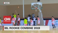 VIDEO: IBL Rookie Combine 2019