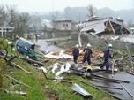 Jepang Diserang Topan Hagibis, KBRI Tokyo: tak Ada Korban WNI