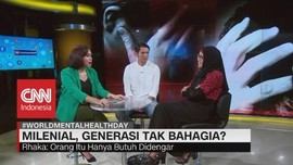 VIDEO: Milenial, Generasi Tak Bahagia