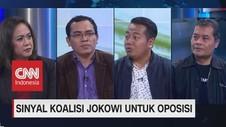 VIDEO: Sinyal Koalisi Jokowi Untuk Oposisi