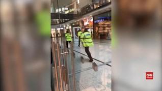 VIDEO: Penusukan di Manchester, Polisi Tangkap Satu Pelaku