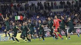Italia Tim Kedua yang Lolos ke Piala Eropa 2020