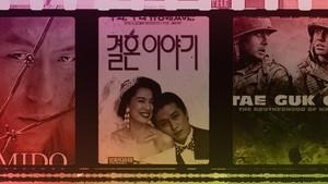 Jejak 'Daebak' Seabad Film Korea