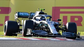 Hasil Kualifikasi F1 GP AS 2019: Bottas Pole, Hamilton Kelima