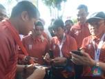 Intip Semarak BNI ITB Ultra Marathon 2019 di Bandung
