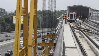 Dishub Minta Tambahan Anggaran 68 Miliar untuk Bangun LRT