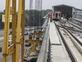 Daftar Pengalihan Jalan demi Proyek LRT Cawang-Dukuh Atas