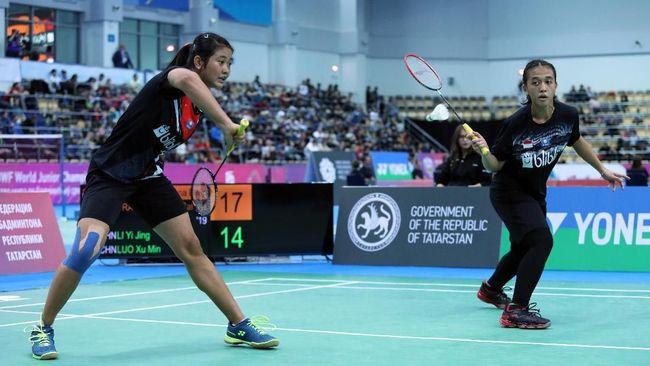 Jadwal Indonesia di Final Kejuaraan Dunia Badminton Junior