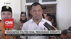 VIDEO: Tanggapan Politisi Soal Penusukan Wiranto