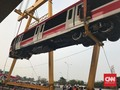 Kemenhub Bantah Setop LRT Pulo Gadung- Kebayoran Lama