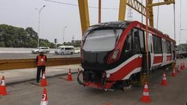 Adhi Karya Kantongi Pembayaran Keempat Proyek LRT Rp1,4 T