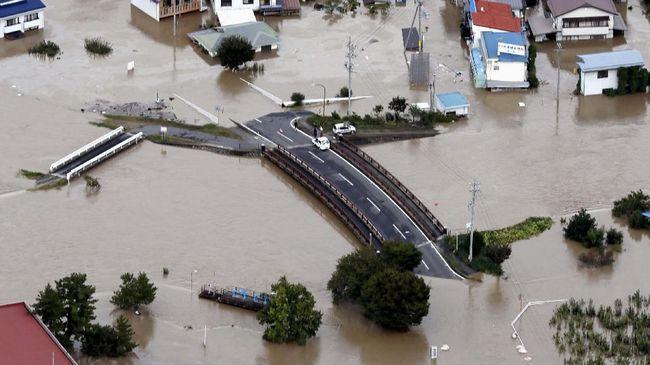 BMKG: Cuaca Indonesia Tak Terpengaruh Topan Hagibis
