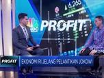 Jelang Pelantikan, Investor Nantikan Menteri Ekonomi Jokowi