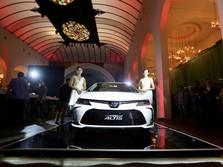Duh! Penjualan Mobil Toyota 2019 Diprediksi Merosot
