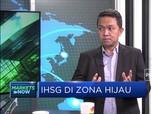 IHSG Rebound, Investor Masih Nantikan Pelantikan Presiden