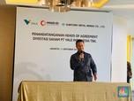 Akuisisi Vale, Kementerian BUMN Tunggu Valuasi dari OJK