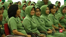 VIDEO: Istri TNI Dapat Pembinaan Bijak Bermedia Sosial