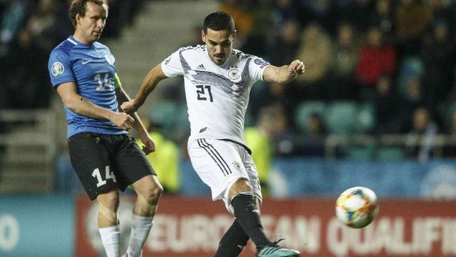 Hasil Kualifikasi Piala Eropa: Jerman Menang atas Estonia 3-0