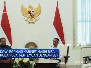 Perhatian! Jokowi Sudah Rampung Susun Kabinet