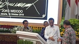 Jokowi: Jangan Sampai Data Hanya Untungkan Negara Lain