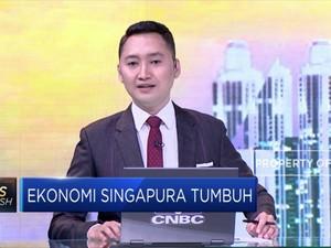 Fyuh! Ekonomi Singapura Luput Dari Resesi