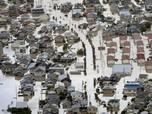 Topan Hagibis yang Porak-porandakan Jepang